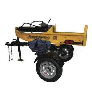 Power Pro Log Splitter
