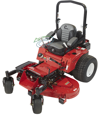 Country Clipper Mower Boss XL
