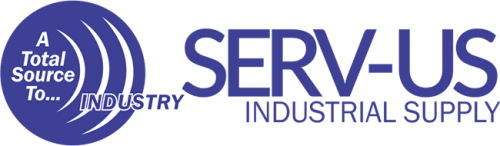 Serv-Us Industrial Supply Logo