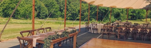 Planning A Rustic Wedding or Event?