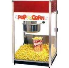 Popcorn Machine, TableTop