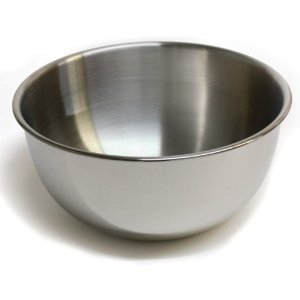Bowl, 8 Qt Stainless