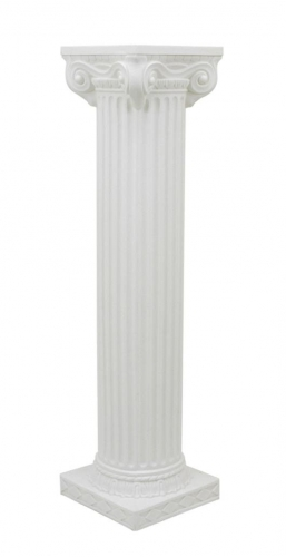 Column, Empire 40""