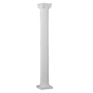 Column, Empire 72""