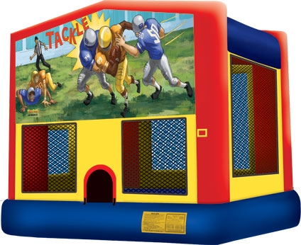Module Bounce House, Football