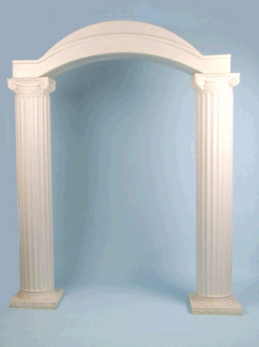 Column Arch Top, Empire
