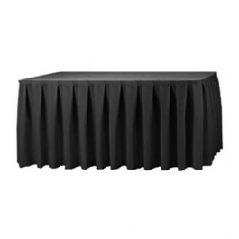 Tablecloth - Black Skirt