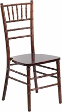Hercules Chiavari Chair, Fruit Wood