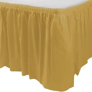 Tablecloth - Gold Skirt