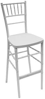 Tall White Chiavari Chair