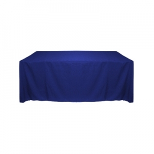Tablecloth, Royal Blue Long