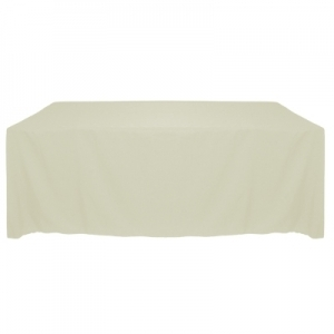 Tablecloth, Ivory Long 60x120""