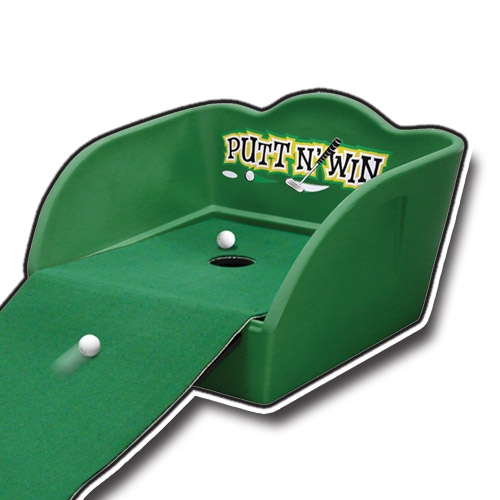 Kids Game, Putt n' Win Mini Golf