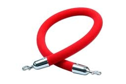 Stanchion Red Rope, 8'