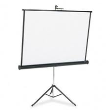 Projection Screen 50""