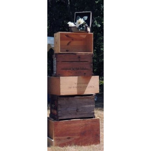 Rustic Wooden Boxes