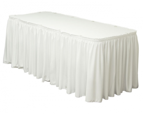 Tablecloth - White Skirt