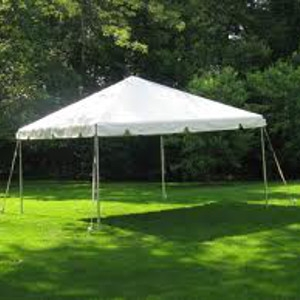 Frame Style Tent, 10 x 10