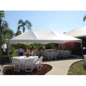 Frame Style Tent, 20' x 40'