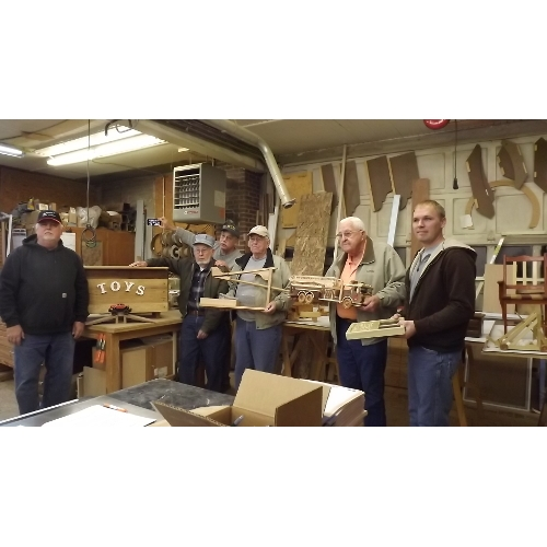 25th Annual Wooden Toy Contest