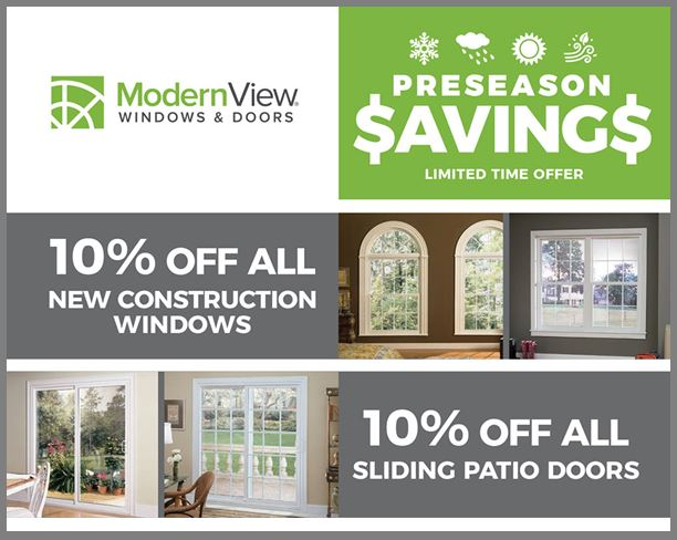 modernview sale