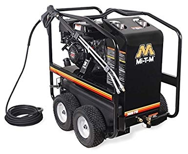 Pressure Washer, Hot water