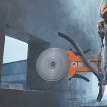 Concrete Cut & Break Saw