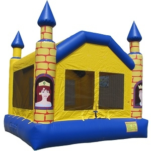 Bounce House, Party Castle