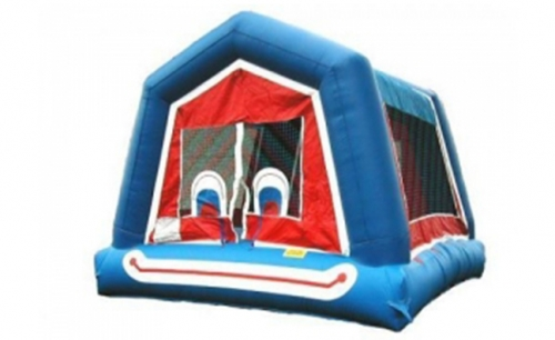 Bounce House, Smiley Face
