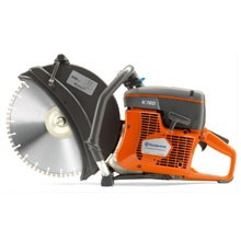 "Concrete & Metal 14"" Gas Cut Off Saw"