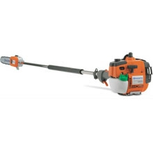 String trimmer, Pole saw attachment