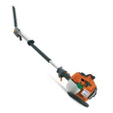 String trimmer, hedge trimmer attachment