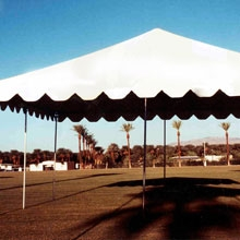 Tent, 20' x 20' Canopy