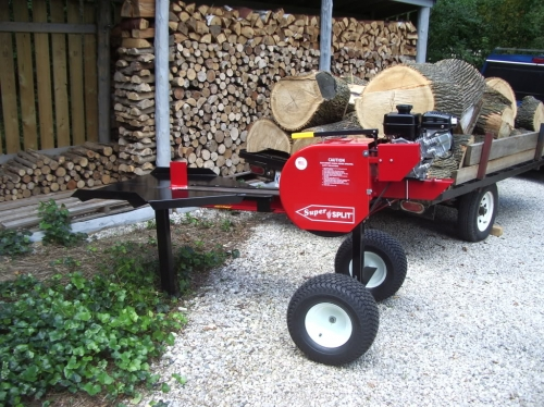 Log Splitter, Super Split