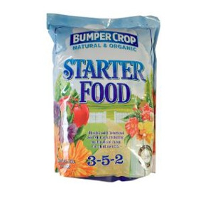 Master Nursery Bumper Crop Starter Food