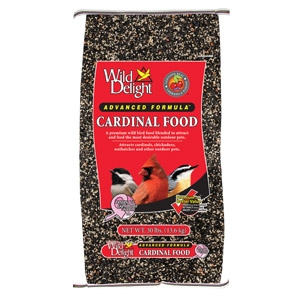 Wild Delight Cardinal Bird Food