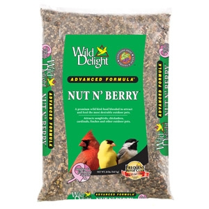 Wild Delight Nut N' Berry Bird Food