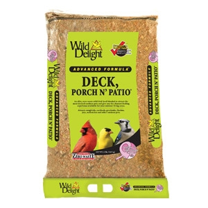 Wild Delight Deck, Porch N' Patio Bird Food