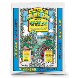 Master Nursery Gardener's Gold Organic Potting Soil