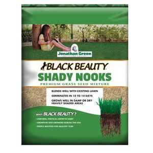 Jonathan Green Black Beauty Shady Nook Grass Seed