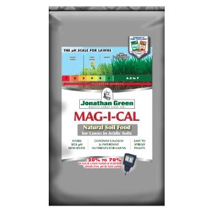 Jonathan Green MAG-I-CAL for Acidic Lawns