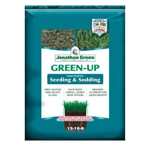 Jonathan Green Green-Up Seed & Sod Fertilizer 12-18-8