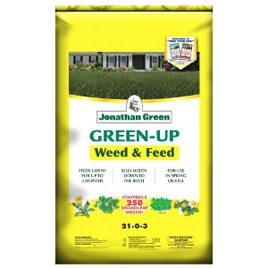 Jonathan Green Green-Up Weed & Feed Fetilizer
