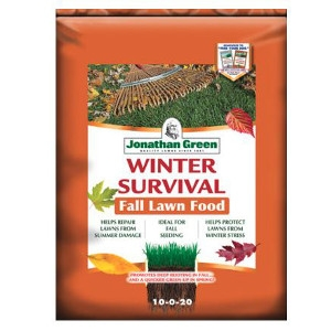Jonathan Green Winter Survival Lawn Food 10-0-20