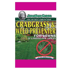 Joanthan Green Crabgrass & Weed Preventer
