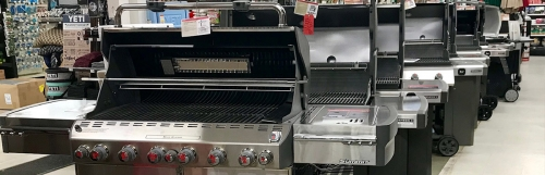 We are an authorized Weber dealer & service provider