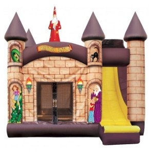 4 in 1 Wizard Inflatable
