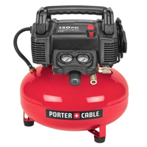 Porter Cable 6 gallon Pancake Air Compressor