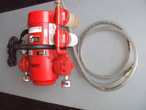 Hilti Core Bore Vac Pack