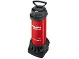 Hilti Core Bore Water Tank
